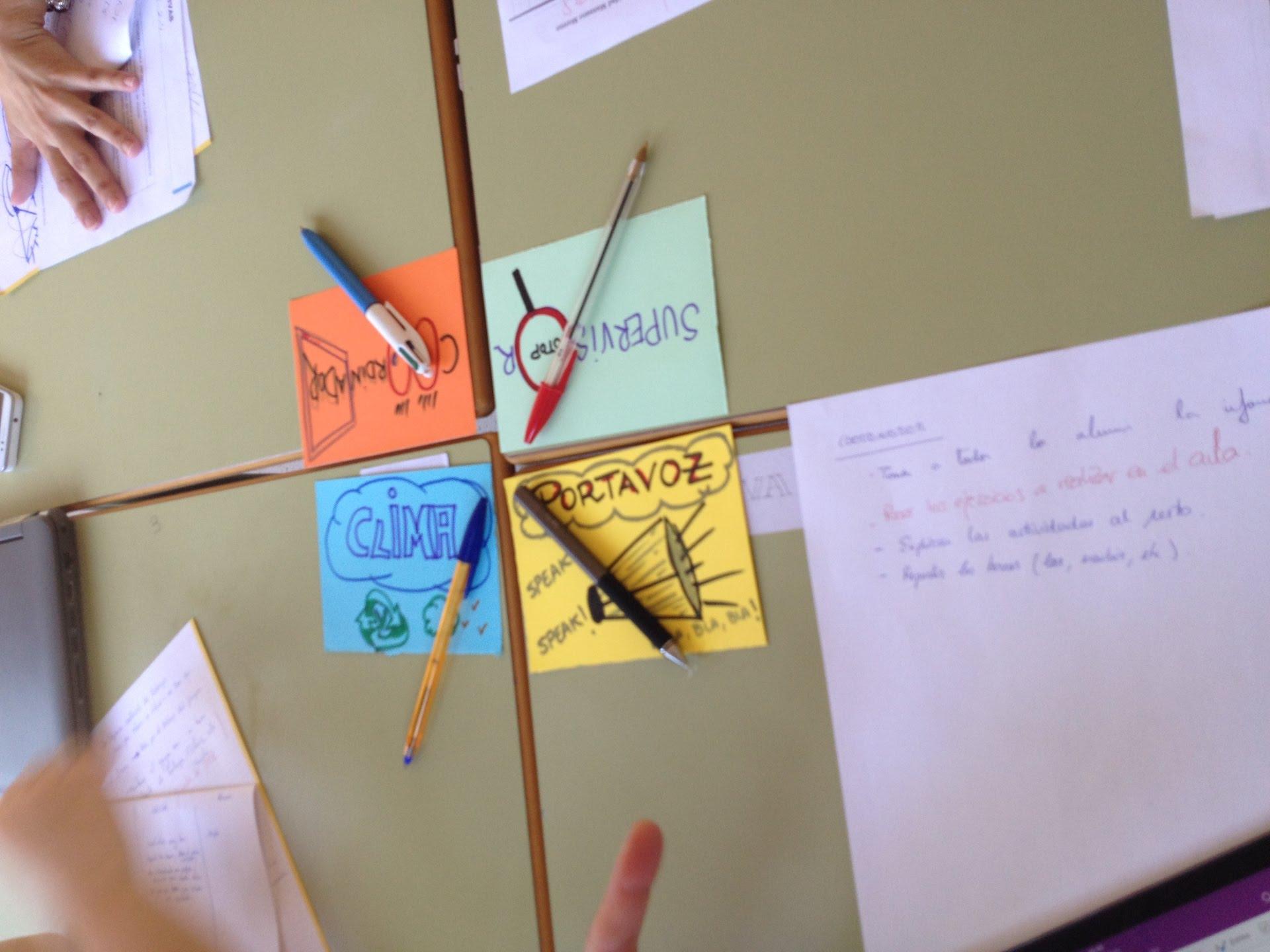 Aprendizaje cooperativo en El Valle