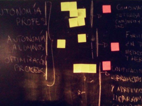 Design thinking en el CEIP Navalazarza